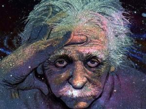 Scientist's avatar.