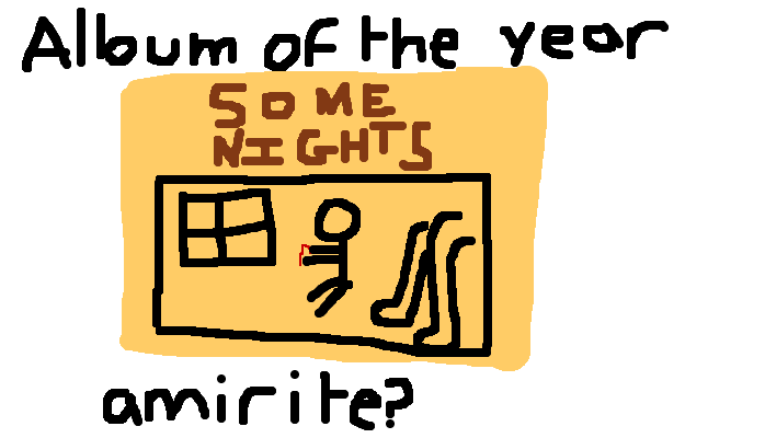 Some Nights by Fun. is the album of the year, <strong>amirite?</strong>