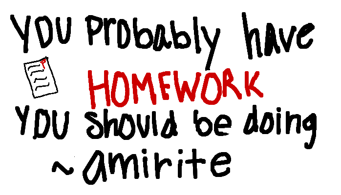 Stupid home work
