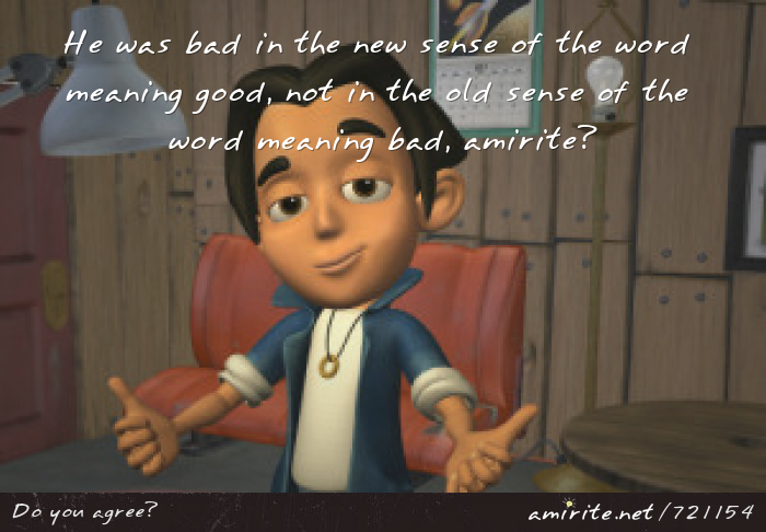 Nick from Jimmy Neutron was one of the best &#34;cool kids&#34; ever, <strong>amirite?</strong>