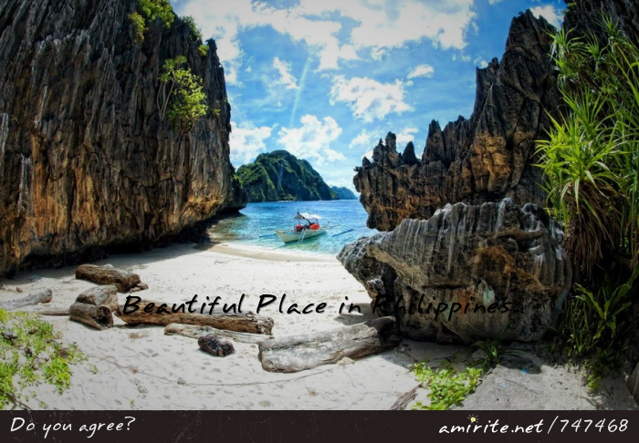 One Of The Beautiful Places In The Philippines Isn 39 T It