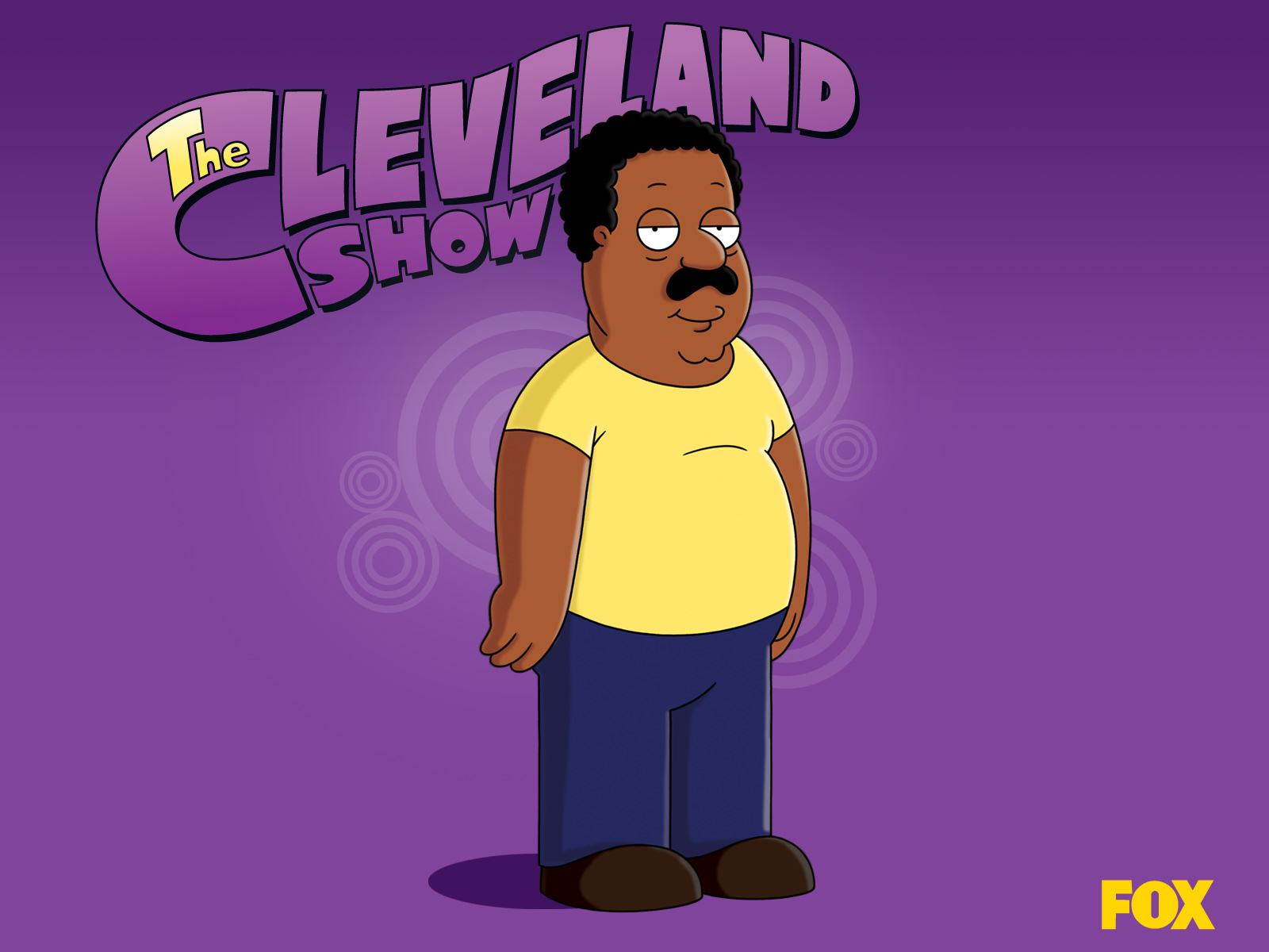 I can't believe it was Cleveland from Family Guy that got his own spin-off. I thought if anyone, it should have been Quagmire.