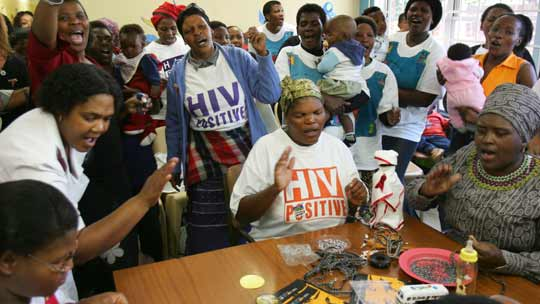 By 2010, 71% of countries had discrimination laws against HIV/AIDS. How far have they gone to enforce and execute them in practice?