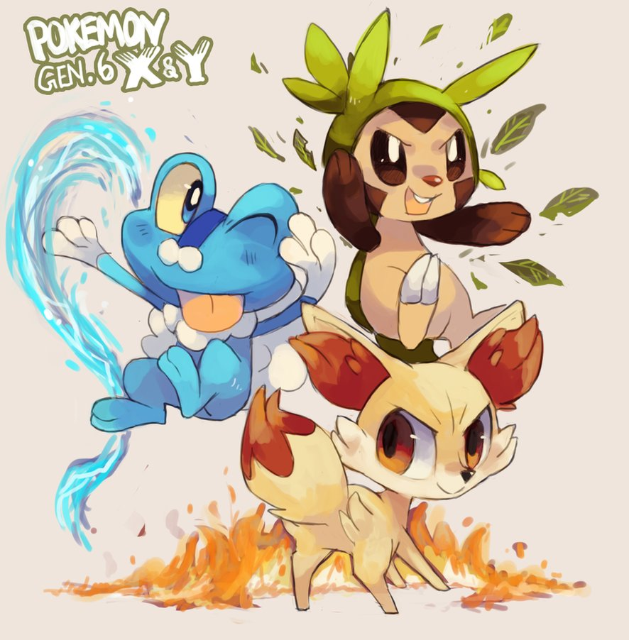 I  think that the new Pokemon doesn't look good. Agree or Disagree?