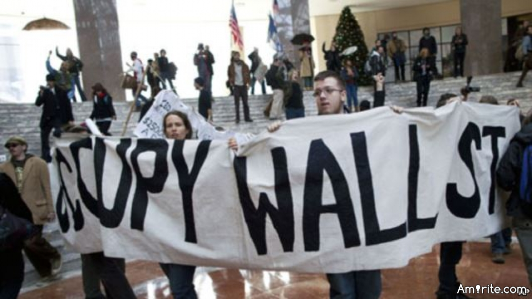 Where are the poor in Occupy Wall Street?