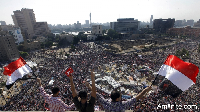 What happened in Egypt was a coup, not a revolution