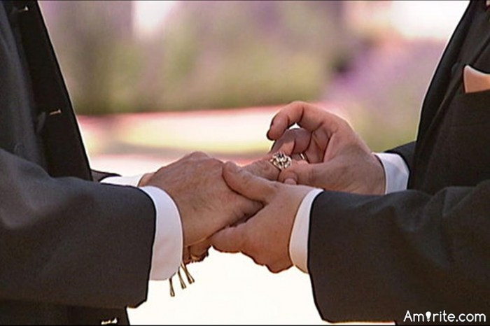 Make Civil Marriage the Norm for the entire country and religious marriage a symbolic addition to that