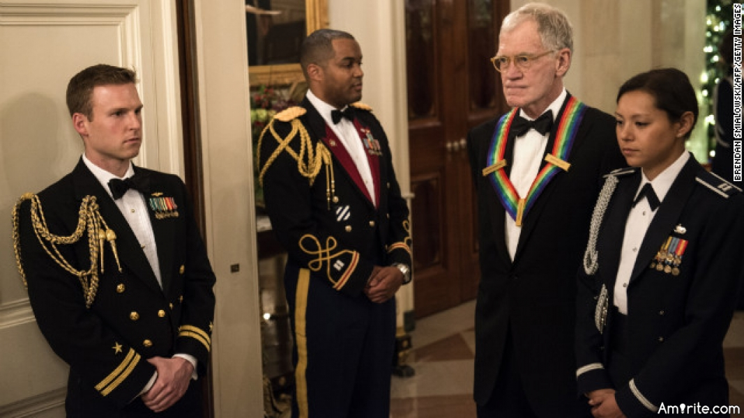 Do the Kennedy Center Honors rise to the level of a British Knighthood or the French National Order of the Legion of Honour?