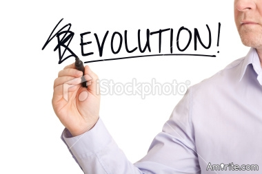 Evolution, but not revolution.