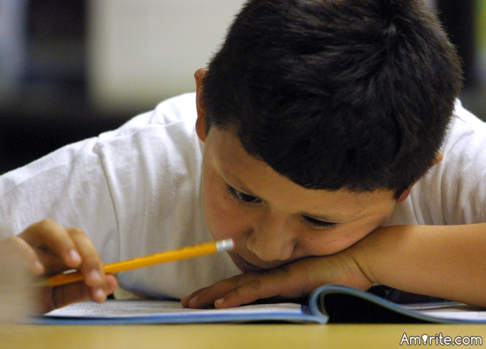 Many children have their spirit destroyed by the educational system. How can we fix this?