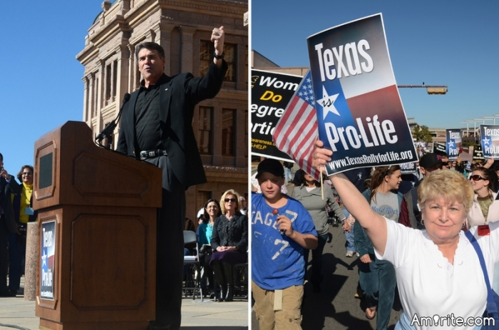 Did Texas need this commotion over women's health?