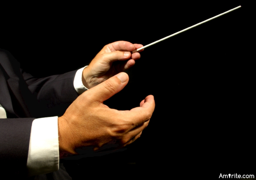 What exactly is it that a conductor does?