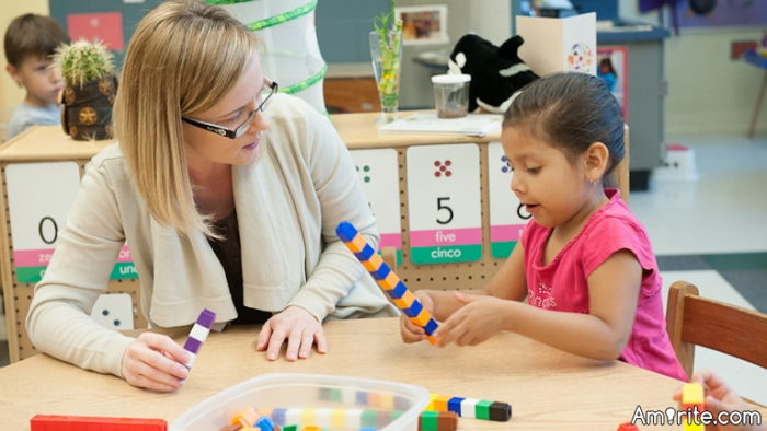 How can I teach children the idea of collaboration better?