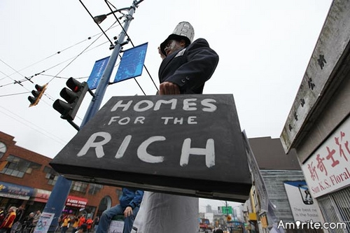 Is being Rich Good?