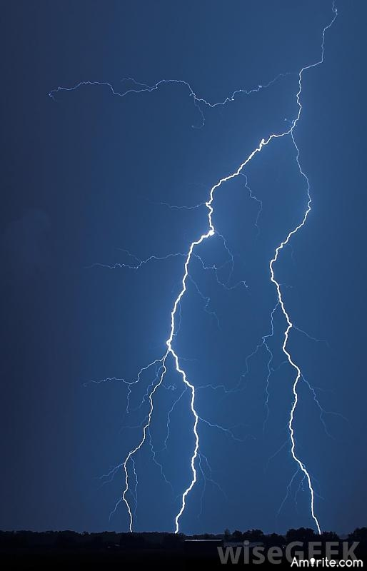 Why are we not yet developing electricity from lightning?
