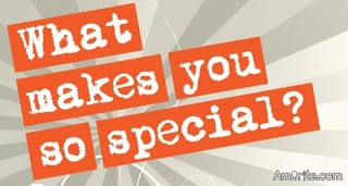 What makes you special ??