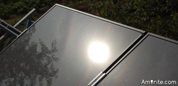 Make Solar Panels provide a higher percentage of our energy needs by marketing energy efficient appliances to go with them.