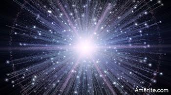 Did the big bang also create God?