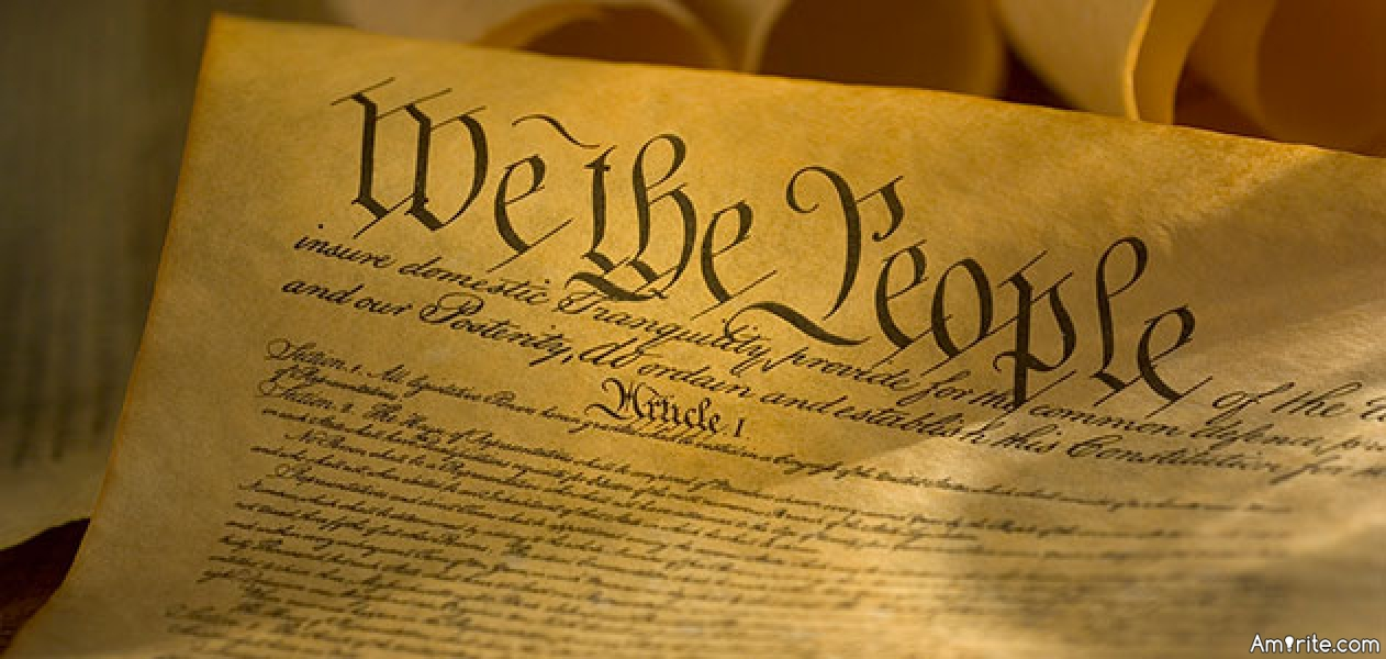 thesis on the us constitution