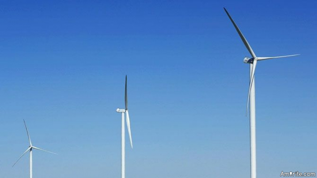 Wind is safer than nuclear power