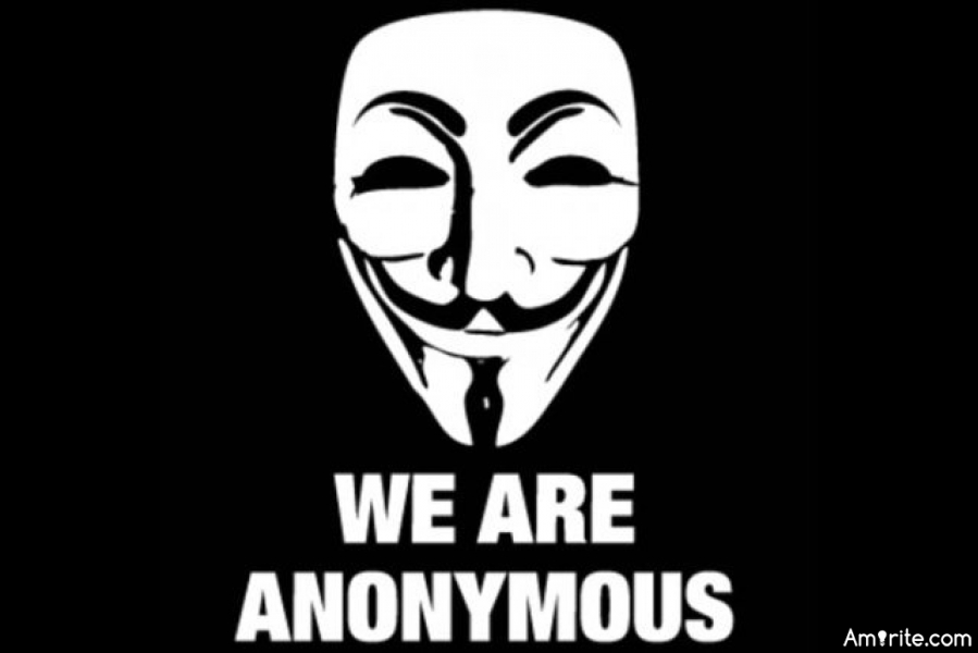 You could walk past an amirite user everyday of your life without ever realizing it. It's strange then that people who choose to post anonymously are treated differently. Unless you know a user personally, we're all anonymous