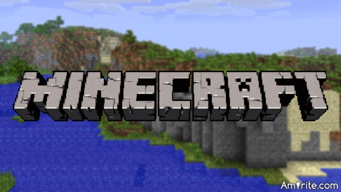 People that hate on games like Minecraft are usually people that don't have much creativity to appreciate such a game.