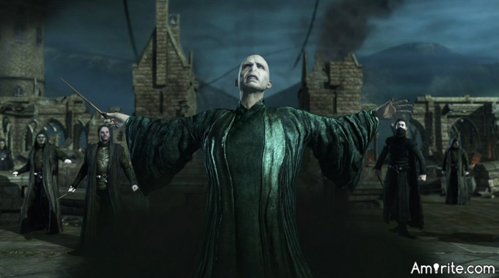 What is Lord Voldemort's favorite video game?