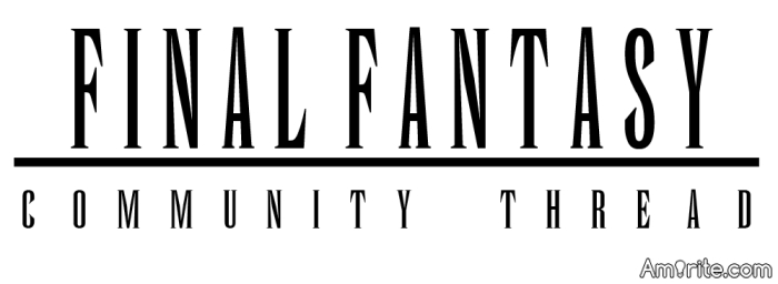 "Will Final Fantasy the serie reach the aformentioned ""Final Fantasy"" soon or later?"