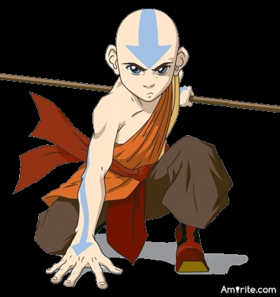 "When I say ""Avatar"" I mean ""The last airbender"" and not the James Cameron Pandora movie."