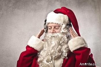Do you listen to Christmas music when it's not Christmas?