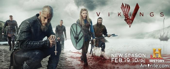 Do you watch Vikings?