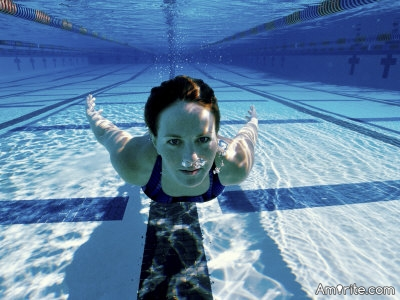 can you swim the length of an olympic size swimming pool underwater - Olympic Swimming Pool Underwater