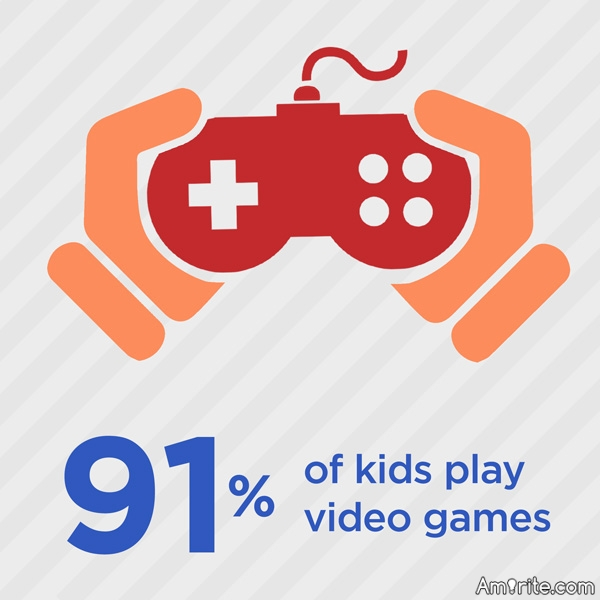 video games and kids essay Anti violent video games - violent video games and bad behavior essays - violent video games popularity violence in kids when violence in video games.