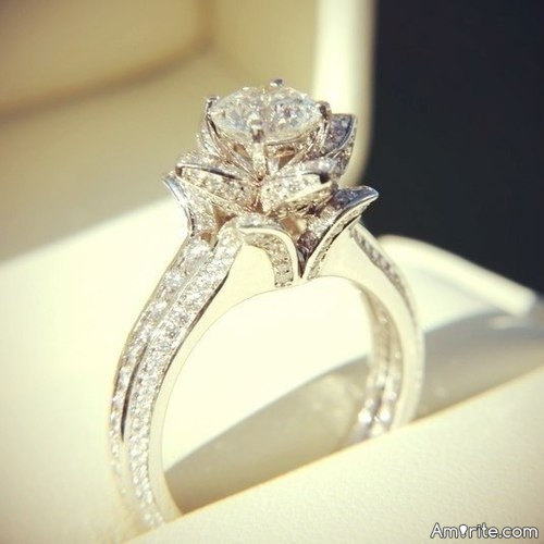Guys, would you buy your girl a diamond ring? Girls, would you be disappointed if your guy opted for something cheaper?