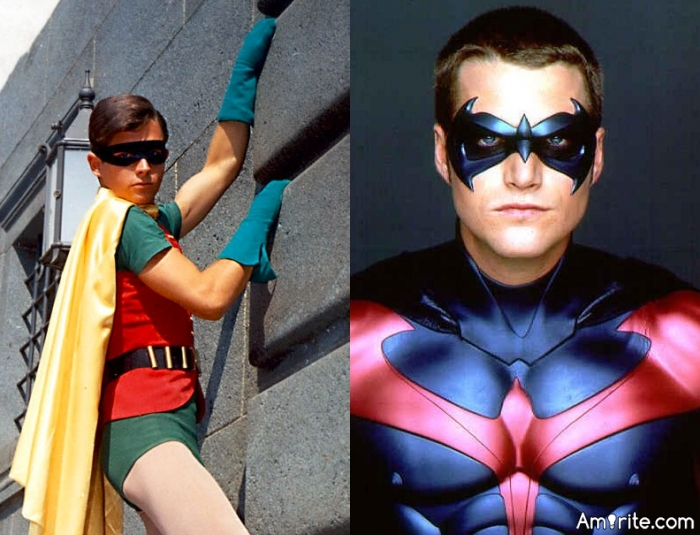 Who is the Best Robin?