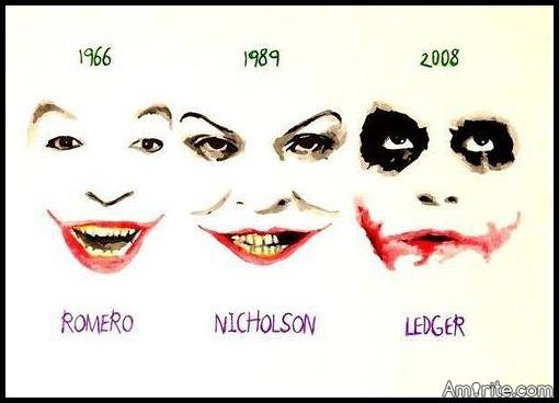 Who portrayed The Joker Best?
