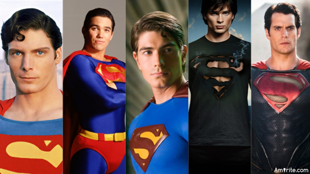 Who portrayed Superman best?