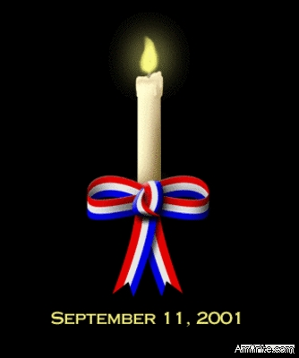 In memory of September 11, 2001 Thoughts and prayers for those we lost and their families.