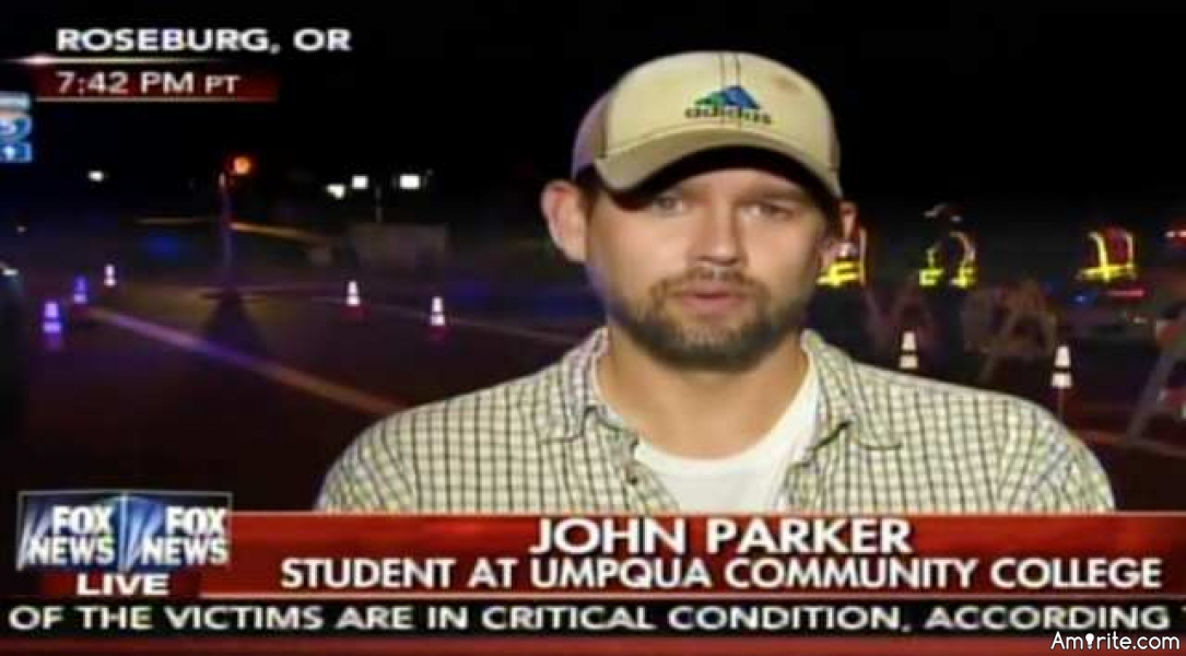 ARMED Veteran Prevented from Stopping Oregon Shooter by School Staff [VIDEO] Are they accessories to murder?