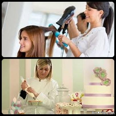Would you prefer to be a confectioner or hairdresser?