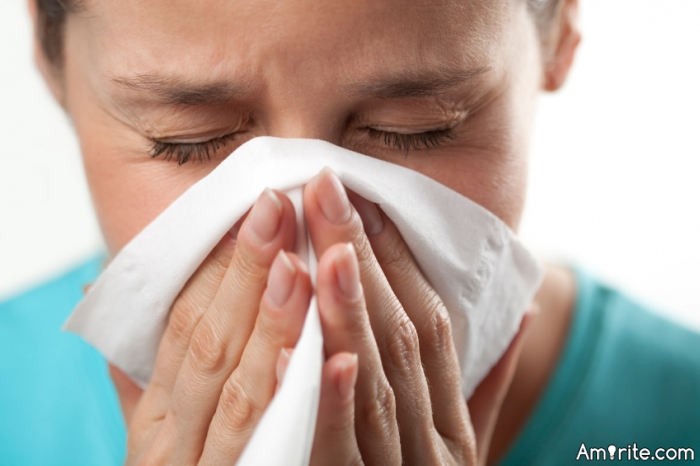 How often do you get the common cold?