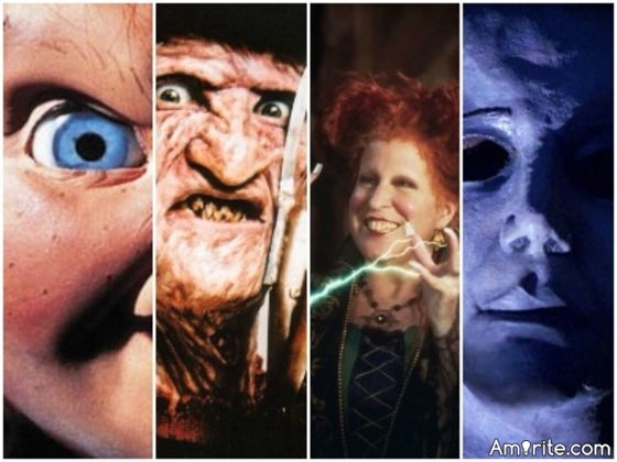 Quiz: Which Halloween Villain Are You When You're Angry?