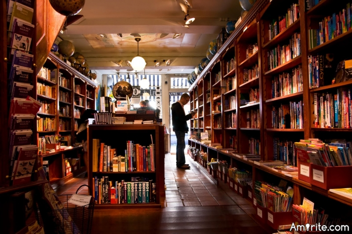 When You're Browsing in a Bookstore, Which Section Do You Gravitate Toward?