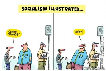 Is charity socialism?