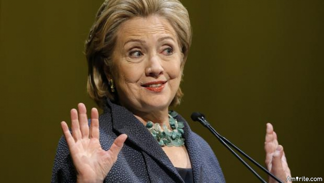 """Is Hillary Clinton """"Too Big To Jail""""?"""