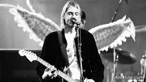 What do you think about the death of Kurt Cobain?
