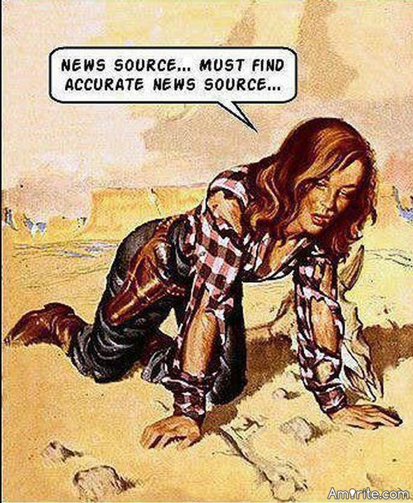 Have you found an accurate news source yet?