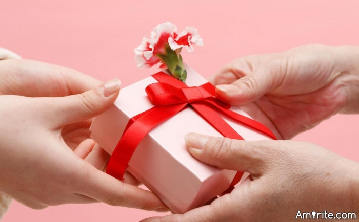 What was the best Valentine gift you have ever received?
