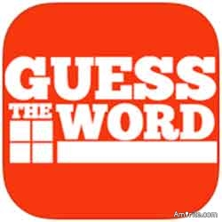 Let's Play, Guess the Word! Round 1.  Category: Game _ _ _ _ _