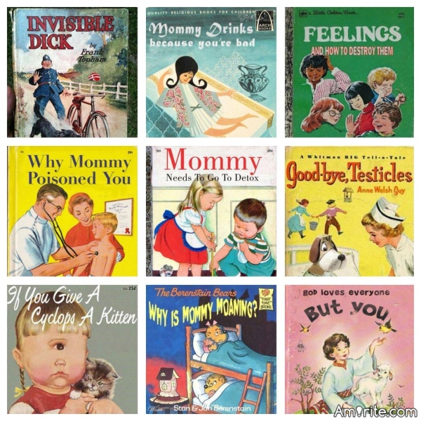 Self-help books, ever read them?